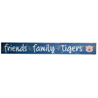 Family Friends Tigers Sign