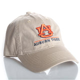Khaki Hat with Logo