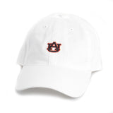 White AU Logo Hat