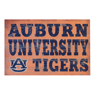 Auburn Classic 25x36 Sign in Orange