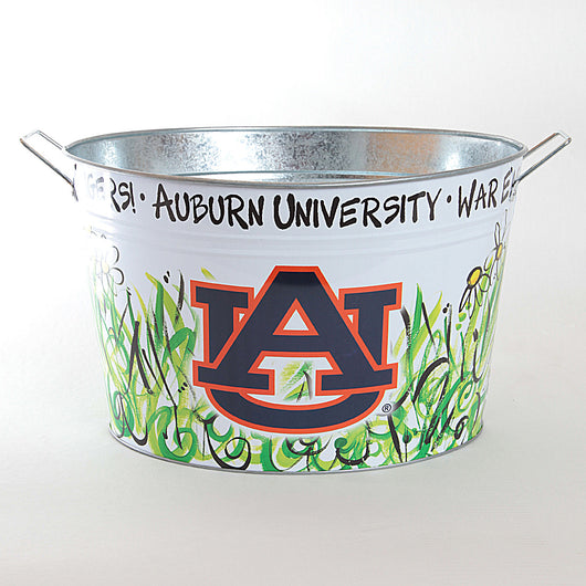 Auburn University Tailgating or Drink Bucket