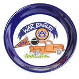 Auburn Tailgate Truck Serving Bowl