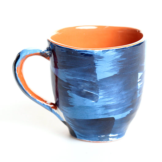 Algarve Mug in Blue