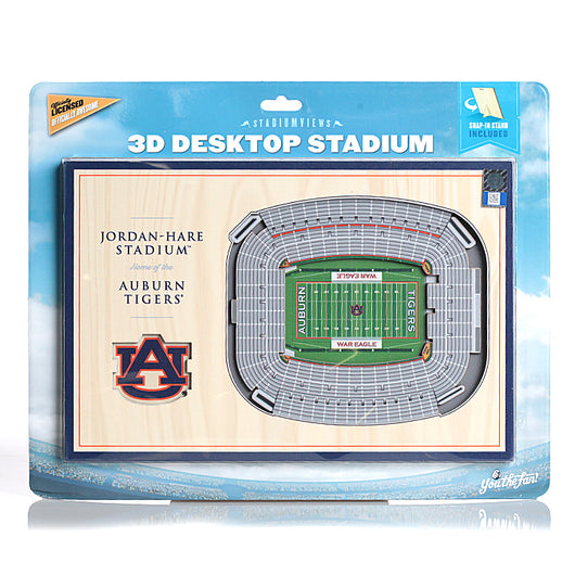 Jordan-Hare Stadium Desktop Display
