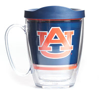 Auburn Legend Wrap 15oz Tervis Mug with Lid