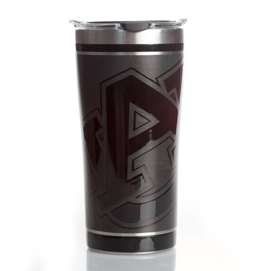 20oz Blackout Stainless Steel Tervis Tumbler