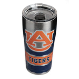 Auburn 30oz Metal Knock Out Insulated Tumbler w/ Lid