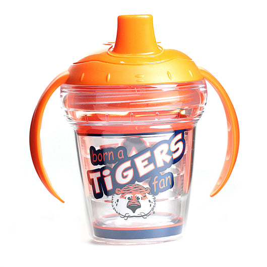 Auburn Born a Fan Tervis Sippy Cup