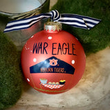 Auburn Tailgate Season Ornament