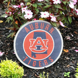 Auburn 12 in. Circle with State Sign