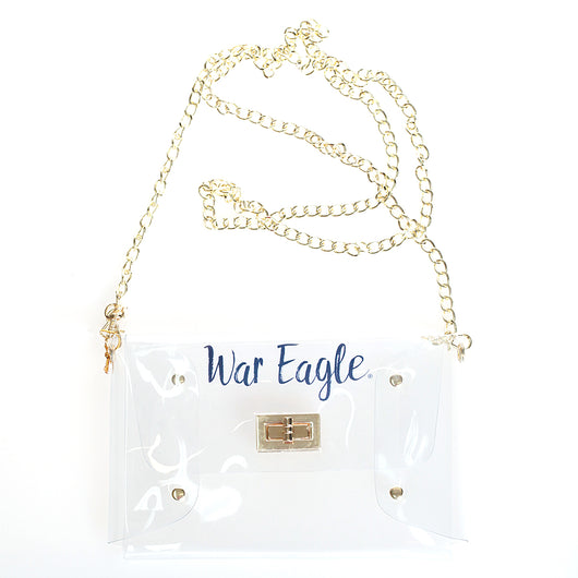 War Eagle Envelope Crossbody