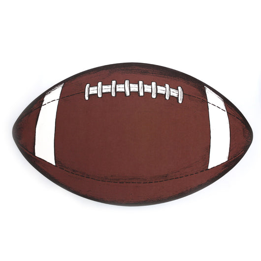 Football Placemat Pack of 12