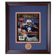 Auburn Illustrated Cam Newton