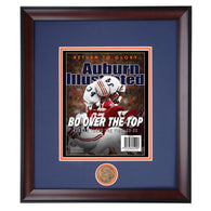 Auburn Illustrated Bo Over the Top
