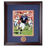 Auburn Tigers Football Cam Newton #2 2010 Heisman Winner Framed Photo