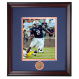 Auburn Tigers Football Cam Newton #2 Quarterback vs. LSU 2010 Framed Football Photo  2010 Heisman Winner!