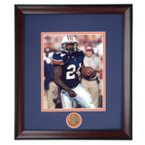 "Auburn Football Star Carnell ""Cadillac"" Williams Framed Photo"