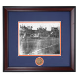 Auburn Tigers vs Alabama Crimson Tide in First Iron Bowl  - Birmingham, AL 1893 Vintage Photo