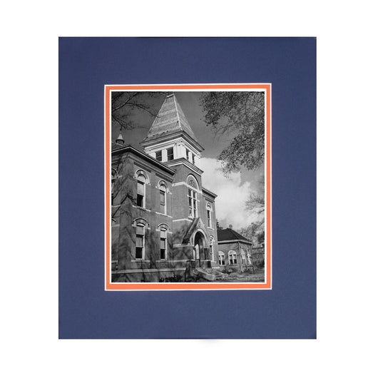 Auburn 1940's Hargis Hall Framed Spirit Photo