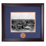 Auburn View From Samford Hall Spirit Framed Photo