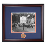 Auburn  Alabama Polytechnic Institute Campus Sign Spirit Framed Photo