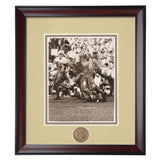 1957 National Championship Season Auburn vs Tennessee Vintage Photo