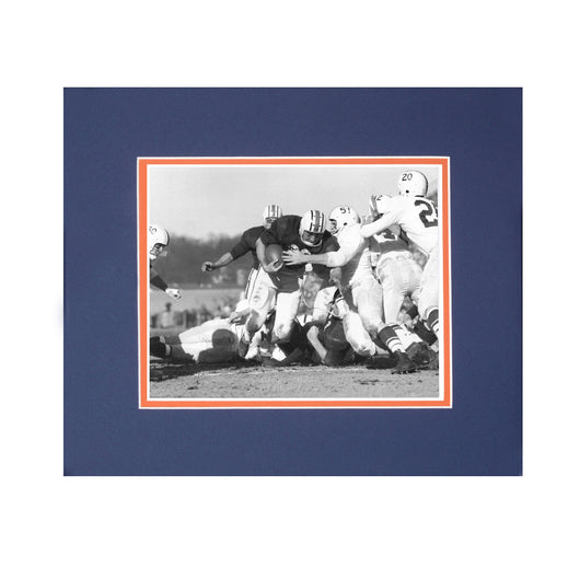 1957 Iron Bowl Vintage Black and White Photo