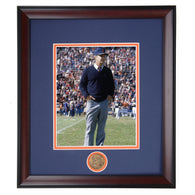 Auburn Tiger Football Coaching Legend Pat Dye Color Photo