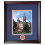 Auburn Landmark Samford Hall Framed Photo