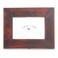 Exclusive Chirpwood Picture Frame In Plank Silhouette, 5x7