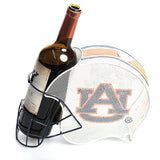 Auburn Helmet Wine Bottle Holder