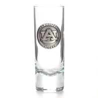 Auburn Clear Cordial Double Shot Glass