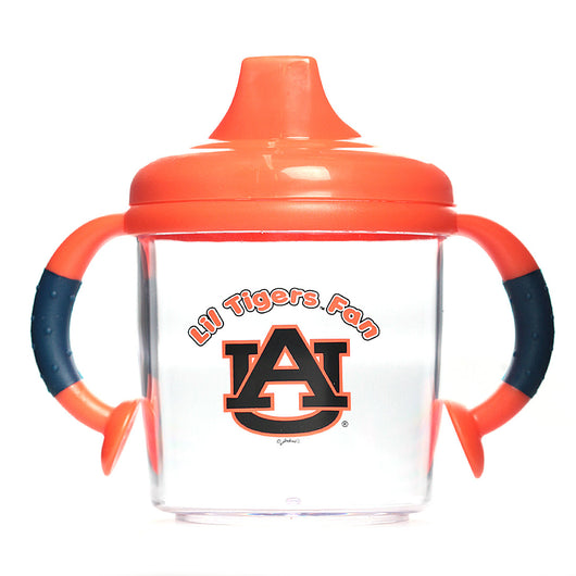 Lil Tigers Fan No Spill Sippy Cup