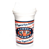 Auburn Future Tigers Fan Sippy Cup with Sparkle Lid