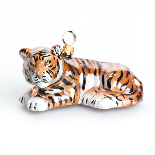Collectible Tiger Ornament
