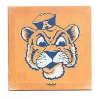 Aubie Canvas 9x9