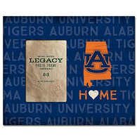 Auburn Home State 10x12 Frame (Holds 4x6 Photo)