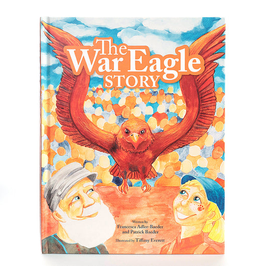 The War Eagle Story Book