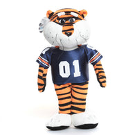 Aubie Plush with Navy Jersey