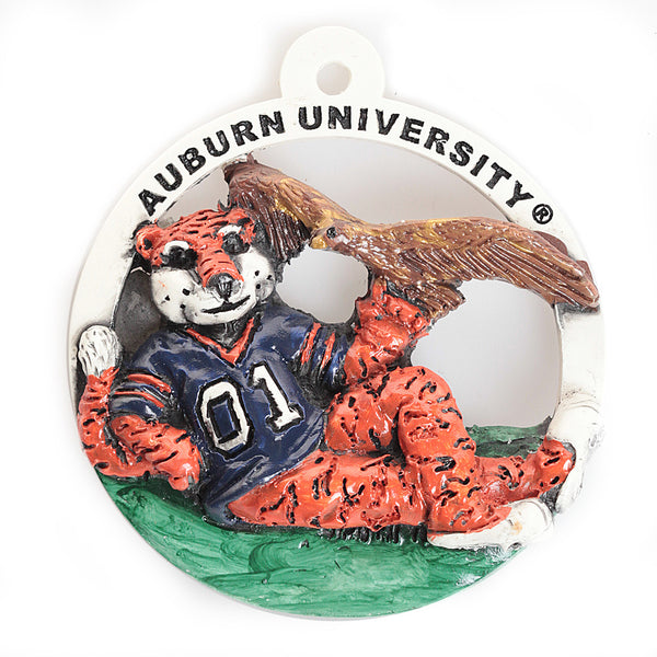 Aubie with War Eagle Ornament
