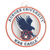 Auburn University Eagle Silhouette Ornament