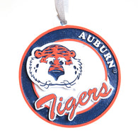Aubie Christmas Ornament