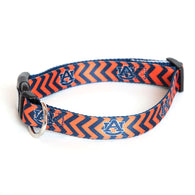 Chevron AU Dog Collar