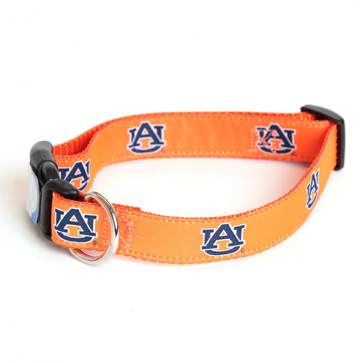 Orange AU Dog Collar