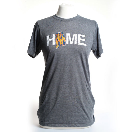 Home State Unisex T-shirt in Grey