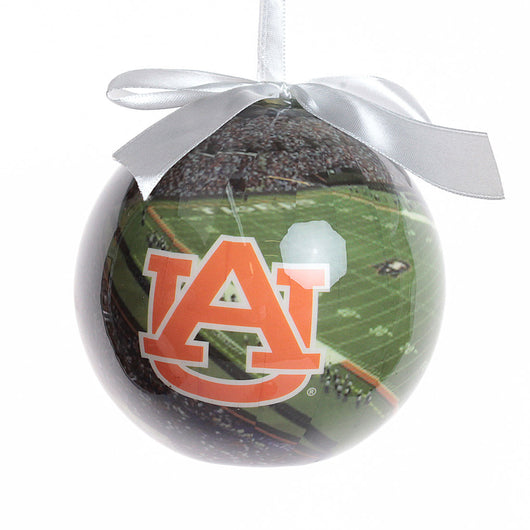 Auburn Football Photo Ornament