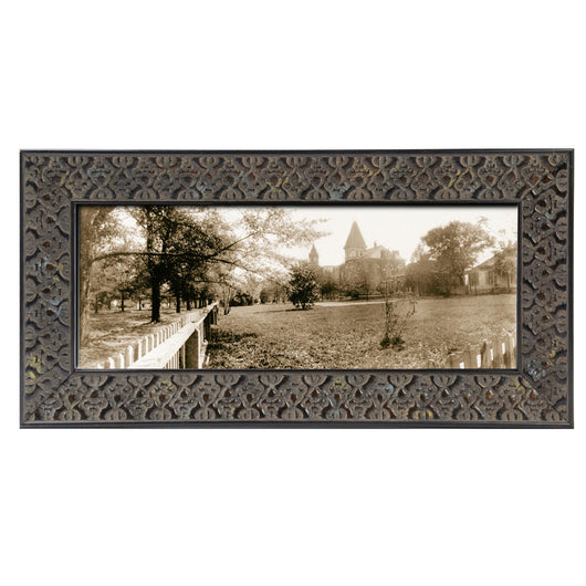 Samford Hall Vintage Panoramic Framed Photo 1910