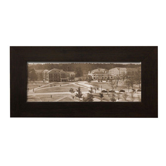Auburn Cater Hall Originally Served as the President's Home Built in 1915 Framed Panoramic Vintage Photo