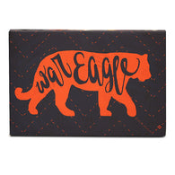 Auburn Mascot and War Eagle Canvas