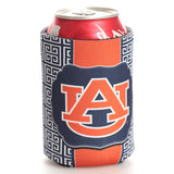 Greek Key AU Logo Koozie